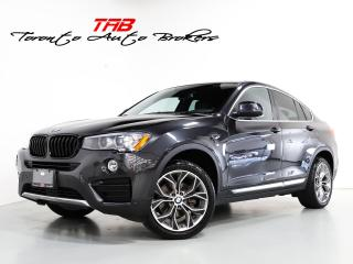 Used 2016 BMW X4 xDrive28i I X-LINE I HARMAN KARDON I NAVI I SUNROO for sale in Vaughan, ON
