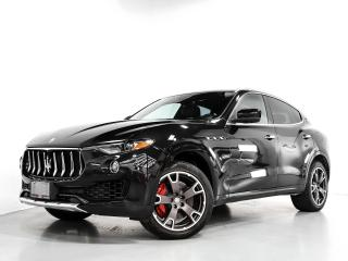 Used 2017 Maserati Levante S I  PANO I NAVI I CAM I VENTILATED SEATS for sale in Vaughan, ON