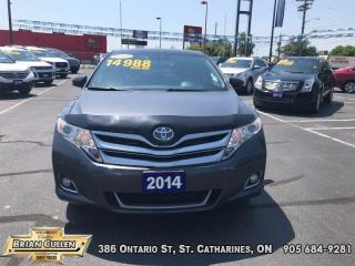 Used 2014 Toyota Venza 4DR WGN AWD for sale in St Catharines, ON