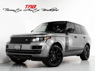 Used 2017 Land Rover Range Rover TD6 I PANO I NAVI I MERIDIAN I HEADS UP for sale in Vaughan, ON