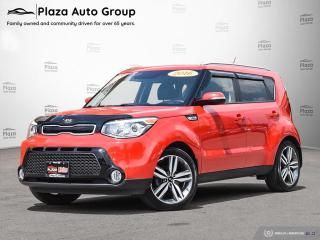 Used 2016 Kia Soul SX for sale in Richmond Hill, ON