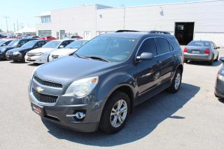 Used 2011 Chevrolet Equinox 2.4L LT for sale in Whitby, ON