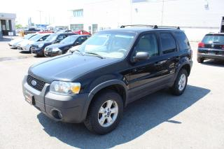 Used 2006 Ford Escape 3.0L XLT for sale in Whitby, ON