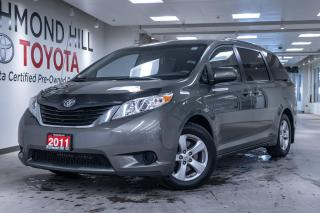 Used 2011 Toyota Sienna 5DR V6 LE 8-PASS FWD for sale in Richmond Hill, ON
