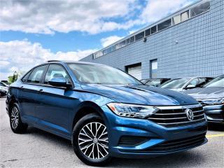Used 2019 Volkswagen Jetta HIGHLINE|PUSH START|HEATED SEATS|SUNROOF|APPLE CARPLAY! for sale in Brampton, ON