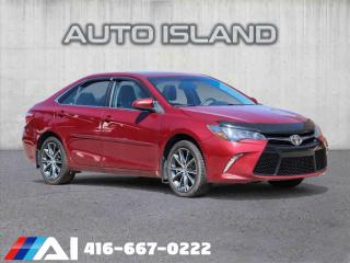 Used 2015 Toyota Camry XSE V6 LEATHER**SUNROOF**NAVIGATION for sale in North York, ON