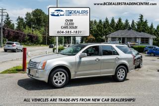 Used 2006 Cadillac SRX V6, 180k, No Declarations, Leather, Sunroof, Loaded! for sale in Surrey, BC