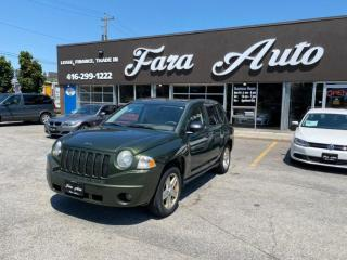 Used 2007 Jeep Compass 2WD 4DR SPORT for sale in Scarborough, ON
