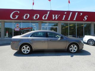Used 2012 Chevrolet Malibu 4dr Sdn LS for sale in Aylmer, ON