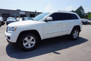 Used 2011 Jeep Grand Cherokee Laredo 4WD Leather Camera Certified 2 Year Warranty Included! for sale in Milton, ON