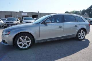 Used 2009 Audi A4 Avant 2.0 T quattro AWD Panoramic*Blind Spot* 2 Sets of Tires for sale in Milton, ON