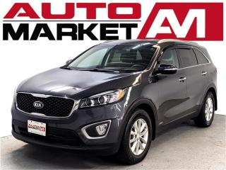Used 2016 Kia Sorento LX AWD CERTIFIED,Heated Seats,WE APPROVE ALL CREDIT for sale in Guelph, ON