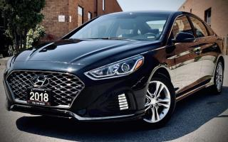 Used 2018 Hyundai Sonata Sport SUNROOF|ALLOYS|REARVIEW|BLINDSPOTS| for sale in Mississauga, ON
