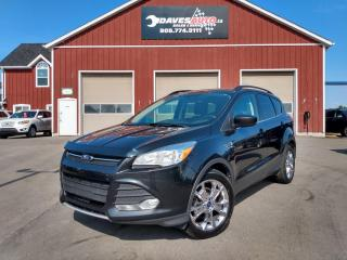 Used 2014 Ford Escape SE Leather! Navigation! Back-up Camera! for sale in Dunnville, ON