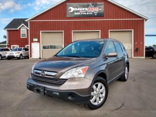 Used 2009 Honda CR-V Excellent shape! Leather! Heated seats! for sale in Dunnville, ON