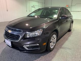 Used 2015 Chevrolet Cruze 1LT Auto * Buy Online * Home Delivery for sale in Brandon, MB