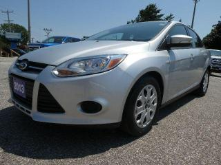Used 2013 Ford Focus SE | Bluetooth | Cruise Control | Low KM for sale in Essex, ON