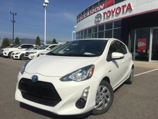 Used 2015 Toyota Prius c 5DR HB for sale in St-Eustache, QC