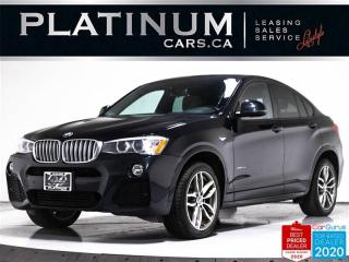 Used 2018 BMW X4 xDrive28i, NAV, SUNROOF, HEATED, CAM, BLUETOOTH for sale in Toronto, ON