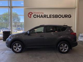 Used 2015 Toyota RAV4 Xle - Awd for sale in Québec, QC