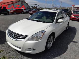Used 2012 Nissan Altima 4dr Sdn V6  3.5 SR,CUIR TOIT OUVRANT for sale in Beauport, QC