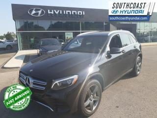 Used 2017 Mercedes-Benz GLC-Class 4MATIC SUV  - $237 B/W for sale in Simcoe, ON