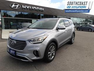 Used 2017 Hyundai Santa Fe XL Luxury  - Leather Seats - $181 B/W for sale in Simcoe, ON