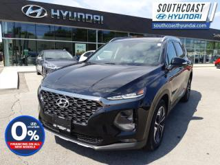 New 2020 Hyundai Santa Fe 2.0T Ultimate AWD  - Navigation - $277 B/W for sale in Simcoe, ON