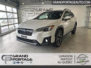 Used 2019 Subaru XV Crosstrek Sport CVT for sale in Rivière-Du-Loup, QC