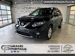 Used 2014 Nissan Rogue Traction intégrale 4 portes SV for sale in Rivière-Du-Loup, QC