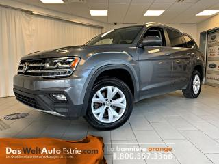 Used 2018 Volkswagen Atlas Comfortline 3.6 FSI 4MOTION, Automatique for sale in Sherbrooke, QC