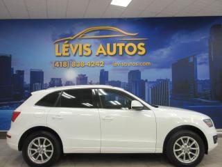 Used 2010 Audi Q5 PREMIUM PLUS 3.2L QUATTRO TOIT PANORAMIQ for sale in Lévis, QC