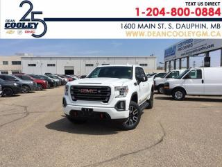 New 2020 GMC Sierra 1500 AT4 for sale in Dauphin, MB