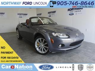 Used 2008 Mazda Miata MX-5 GT | CONVERTIBLE | 6 SPEED M/T | WOW ONLY 41 KM! for sale in Brantford, ON