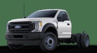 New 2020 Ford F-550 Super Duty DRW XL for sale in Ottawa, ON