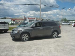 Used 2012 Dodge Journey R/T AWD for sale in Fenelon Falls, ON