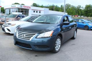 Used 2015 Nissan Sentra Berline 4 portes, CVT SV for sale in Shawinigan, QC