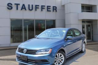 Used 2017 Volkswagen Jetta Sedan Wolfsburg Edition for sale in Tillsonburg, ON