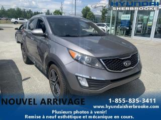 Used 2012 Kia Sportage 2,0T SX + CUIR + PANO + CAMERA DE RECUL for sale in Sherbrooke, QC