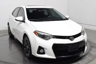 Used 2016 Toyota Corolla S A/C TOIT MAGS for sale in Île-Perrot, QC