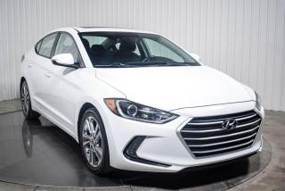Used 2017 Hyundai Elantra GLS TOIT MAGS A/C CAMERA DE RECUL for sale in Île-Perrot, QC
