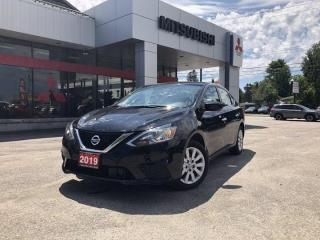 Used 2019 Nissan Sentra SV for sale in North Bay, ON