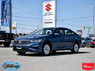 Used 2019 Volkswagen Jetta Comfortline ~Heated Seats ~Backup Cam ~Bluetooth for sale in Barrie, ON