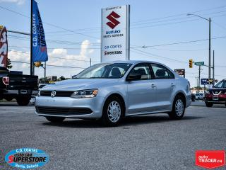 Used 2012 Volkswagen Jetta Trendline ~Heated Seats ~ONLY 83,000 KM! for sale in Barrie, ON