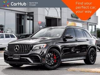 Used 2019 Mercedes-Benz GL-Class AMG GLC 63 S Panoramic Sunroof Burmester Sound Navigation 360 Camera for sale in Thornhill, ON