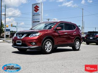 Used 2015 Nissan Rogue SV AWD ~Panoramic Roof ~Heated Seats ~Backup Cam for sale in Barrie, ON