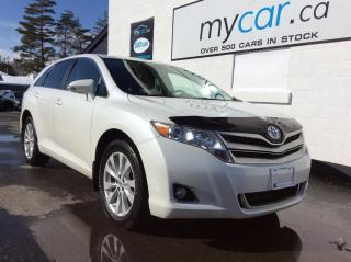 Used 2016 Toyota Venza PWR SEAT, ALLOYS, AWD AWESOMENESS!! for sale in Richmond, ON