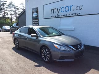 Used 2017 Nissan Altima 2.5 SV SUNROOF, HEATED SEATS, BACKUP CAM, ALLOYS!! for sale in Richmond, ON