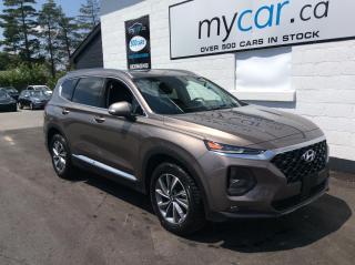 Used 2020 Hyundai Santa Fe Preferred 2.4 HEATED SEATS/WHEEL, BACKUP CAM, MYCAR POWERBUY for sale in Richmond, ON