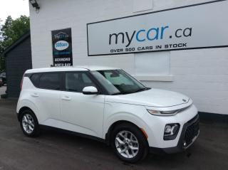 Used 2020 Kia Soul EX HEATED SEATS, ALLOYS, BACKUP CAM, BLUETOOTH!! for sale in Kingston, ON